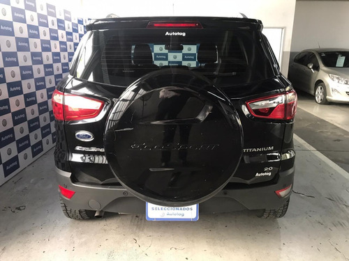 ford ecosport titanium 2.0 2015 impecable mr1   #a2