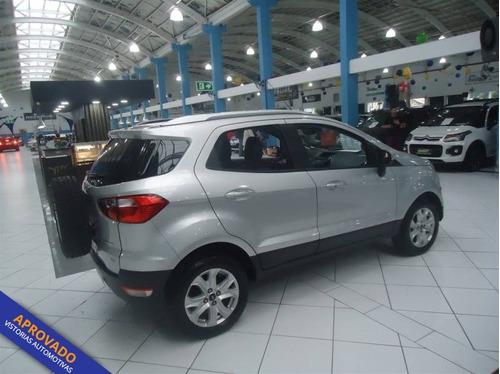 ford ecosport titanium 2.0 4p flex automatico