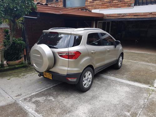 ford ecosport titanium 2.0 at 2014 vencambio