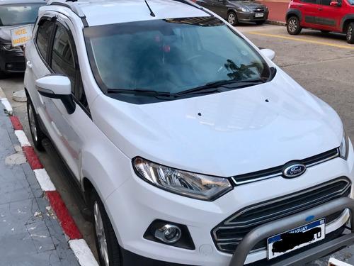 ford ecosport titanium 2.0 automatica 2014