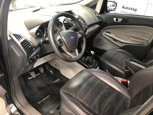 ford ecosport titanium 2.0 impecable estado permuta  rt #a1
