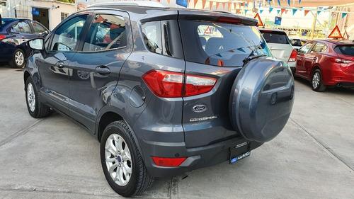 ford ecosport titanium 2017