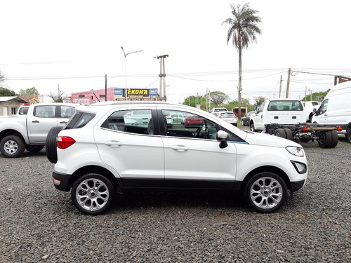 ford ecosport titanium 2.0l a.t, no duster, tracker, facus