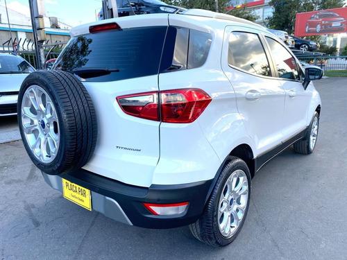 ford ecosport titanium 4x2 2019 2000cc