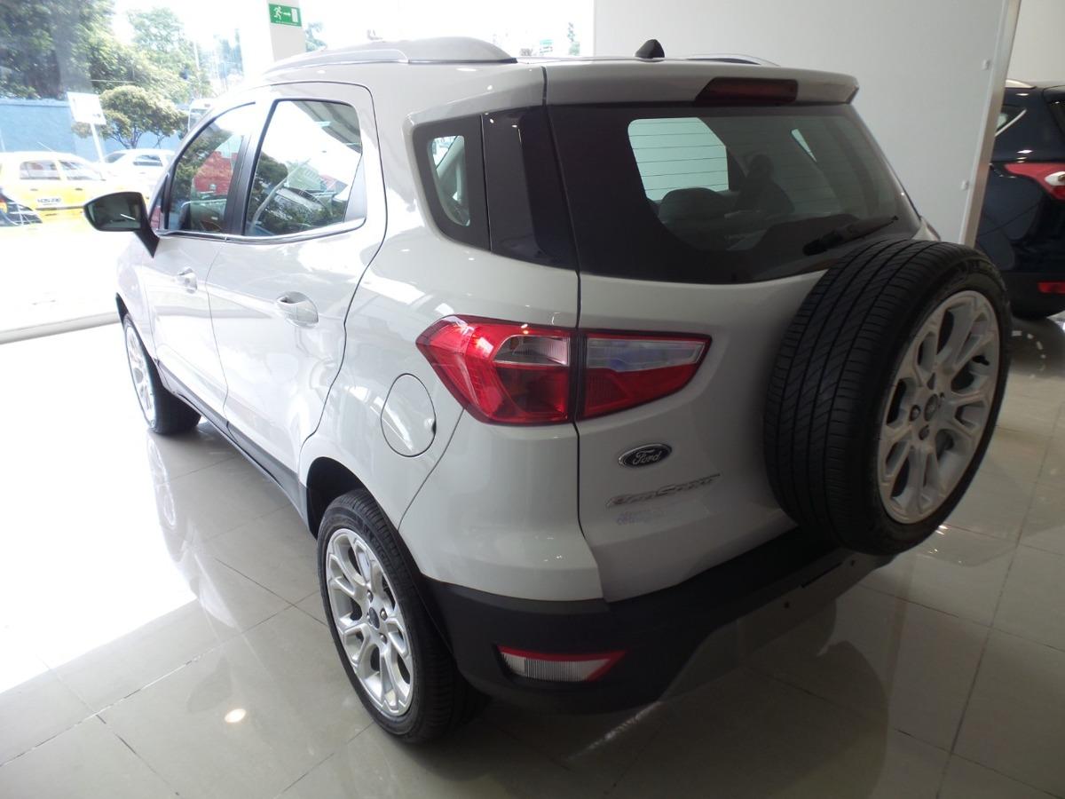 Ford Ecosport Titanium 4x2 2019 70 990 000 En Tucarro