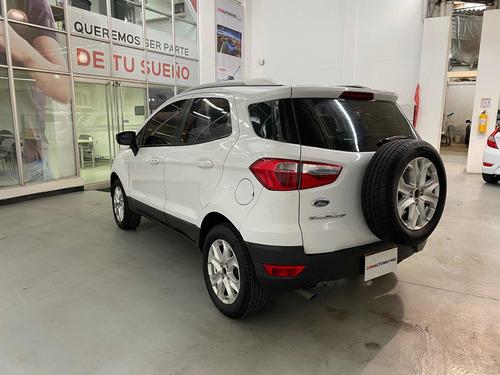 ford ecosport titanium 4x2