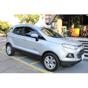 Ford Ecosport Titanium At 2.0 2014 Prata