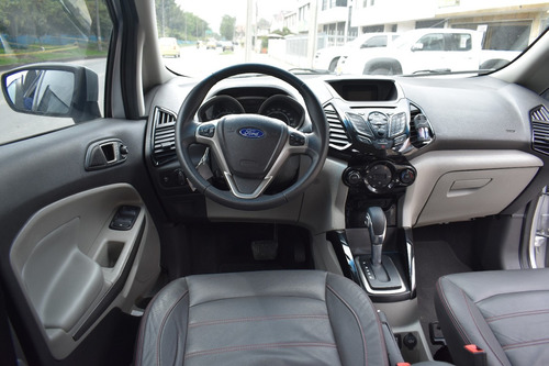 ford ecosport titanium  at 2.0 4x2