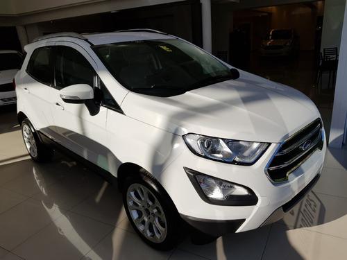 ford ecosport titanium at 2.0 tengo stock as2