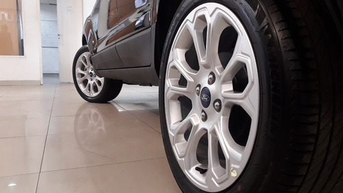 ford ecosport titanium automatica 1.5