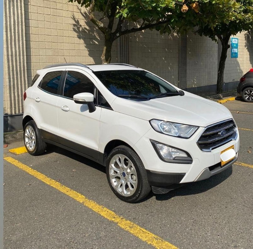 ford ecosport titanium automatica 2018
