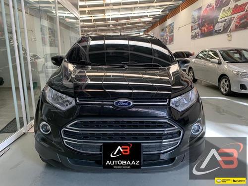 ford ecosport titanium automatica