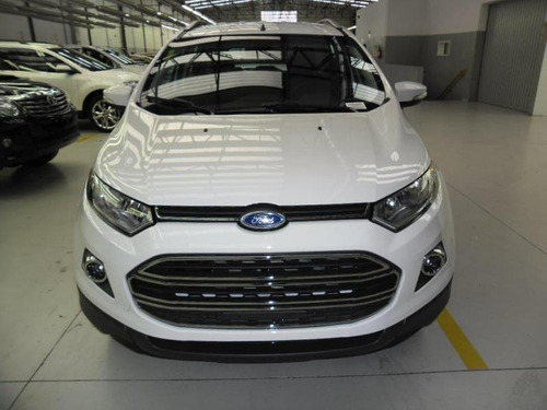 ford ecosport titanium blindado niii-a hi-tech 2017 2018