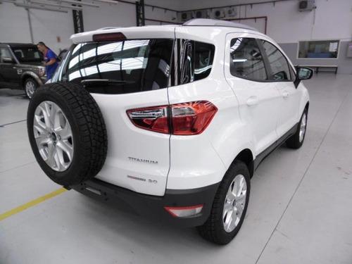 ford ecosport titanium blindado nível 3 a 2018
