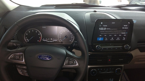 ford ecosport titanium mc