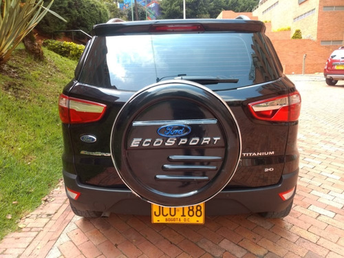 ford ecosport titanium modelo 2016!