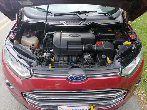ford ecosport  titanium  modelo 2017