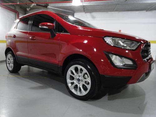 ford ecosport titanium plus 2.0 flex aut. 2018 8.900km