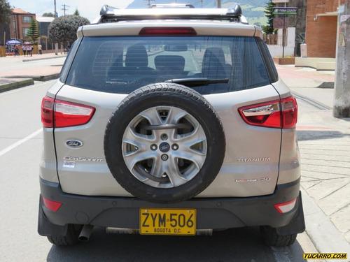 ford ecosport titanium tp 2000cc