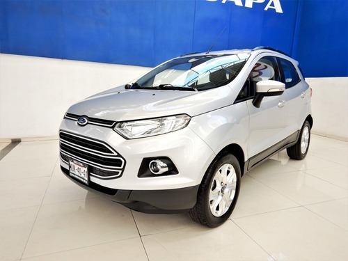 ford ecosport trend aut. 2015