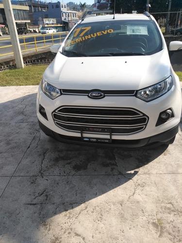 ford ecosport trend automatica