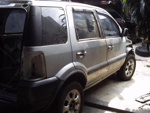 ford ecosport vendido em partes despachamos p/ todo país n/f