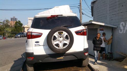 ford ecosport vendido em partes lataria acessórios longarina