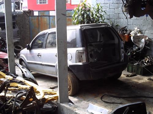 ford ecosport vendido em partes mecânica elétrica eixo caixa
