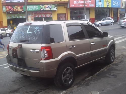 ford ecosport vendido em partes tapeçaria acessórios frente