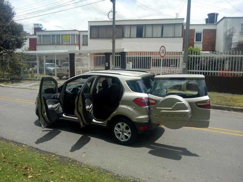 ford ecosport wagon 2014