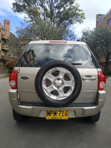 ford ecosport wagon 4x2