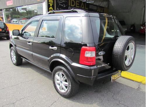 ford ecosport xl 1.6 2005 98.500 km completa + rodas nova