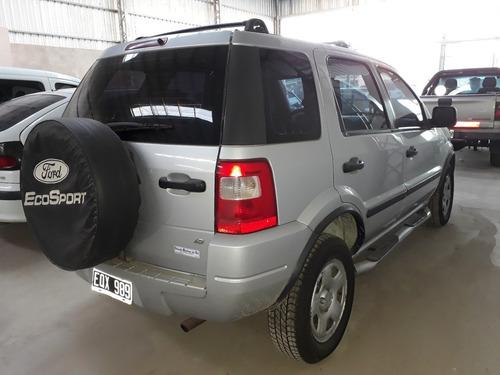 ford ecosport xl plus 1.6 2004.