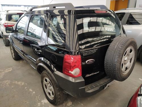 ford ecosport xl plus 1.6 2011 negra jvc