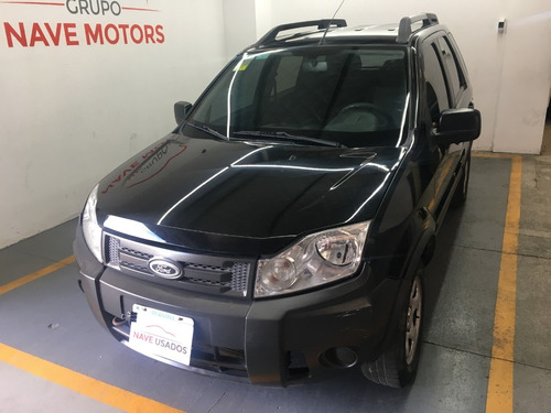 ford ecosport xl plus 1.6 negro 2011 jub