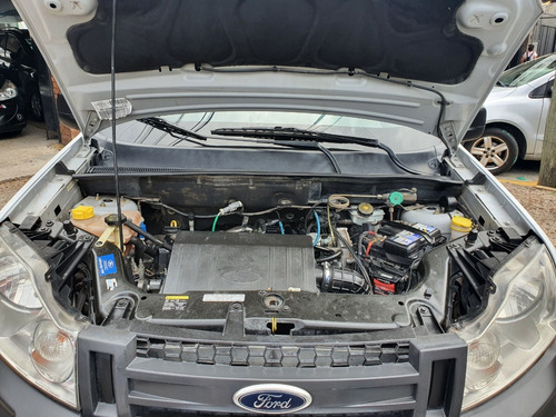 ford ecosport xl plus con gnc 2009