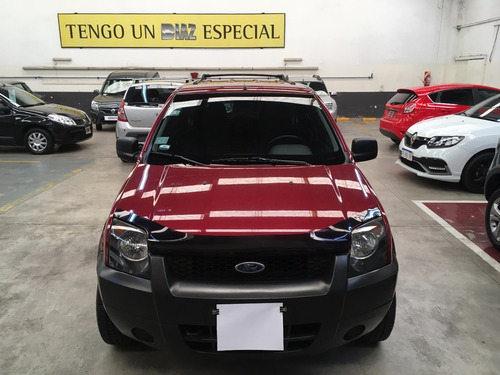ford ecosport xls 1.6 2005 ¡¡ impecable!! (ma)