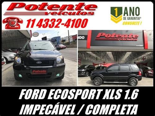 ford ecosport xls 1.6 8v flex, dsi5643