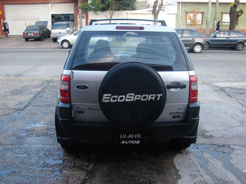 ford ecosport xls 1.6 año 2006 nueva de verdad !!