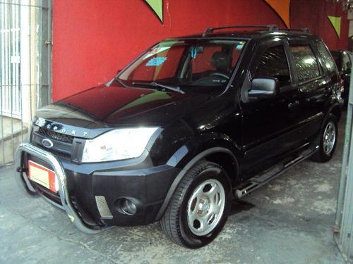 ford ecosport xls 1.6 flex - 2009/2009 - carro impecável