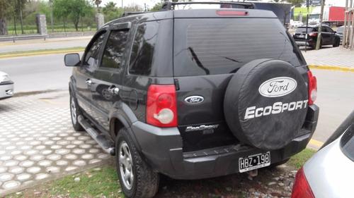 ford ecosport xls 1,6 full 2008 km 142000 gnc !!!