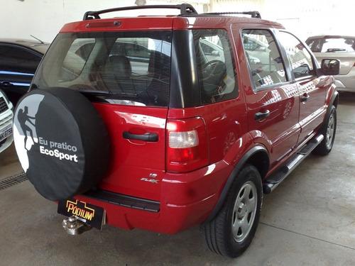ford ecosport xls 1.6 vermelho 2007
