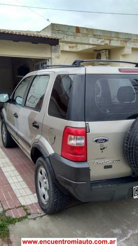 ford ecosport xls full muy cuidada full full   acoplar