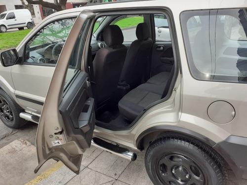 ford ecosport xls tomo auto/moto financio c/dni antic.  $279