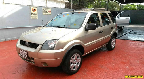 ford ecosport xlt - sincronico