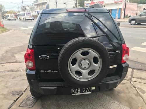 ford ecosportford 1.6 my10 xls 4x2 primera mano