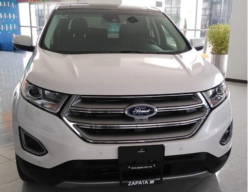 ford edge 2.0 titanium at 2018!