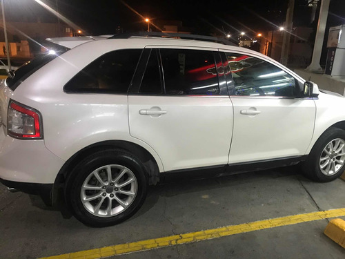 ford edge 2009 3.5 limited v6 piel dvd at