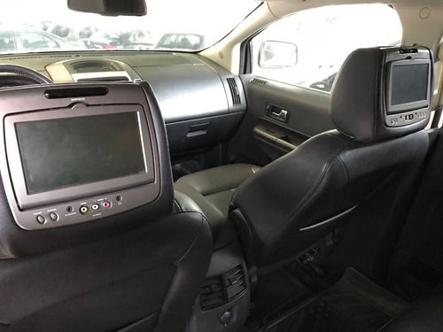 ford edge 2010,limited,gps,dvd,piel