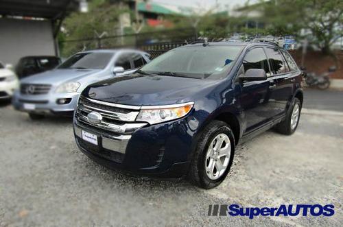 ford edge 2012 $10500
